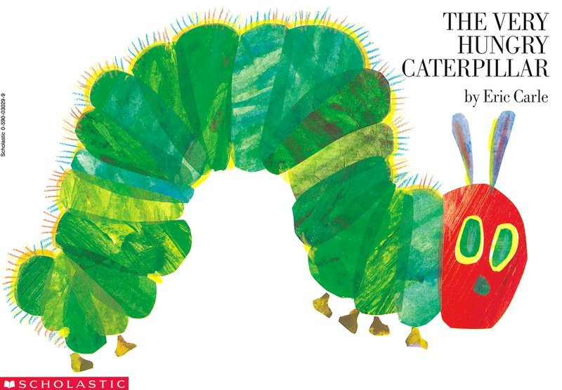 Bobook clipart the very hungry caterpillar Carle The by The Very