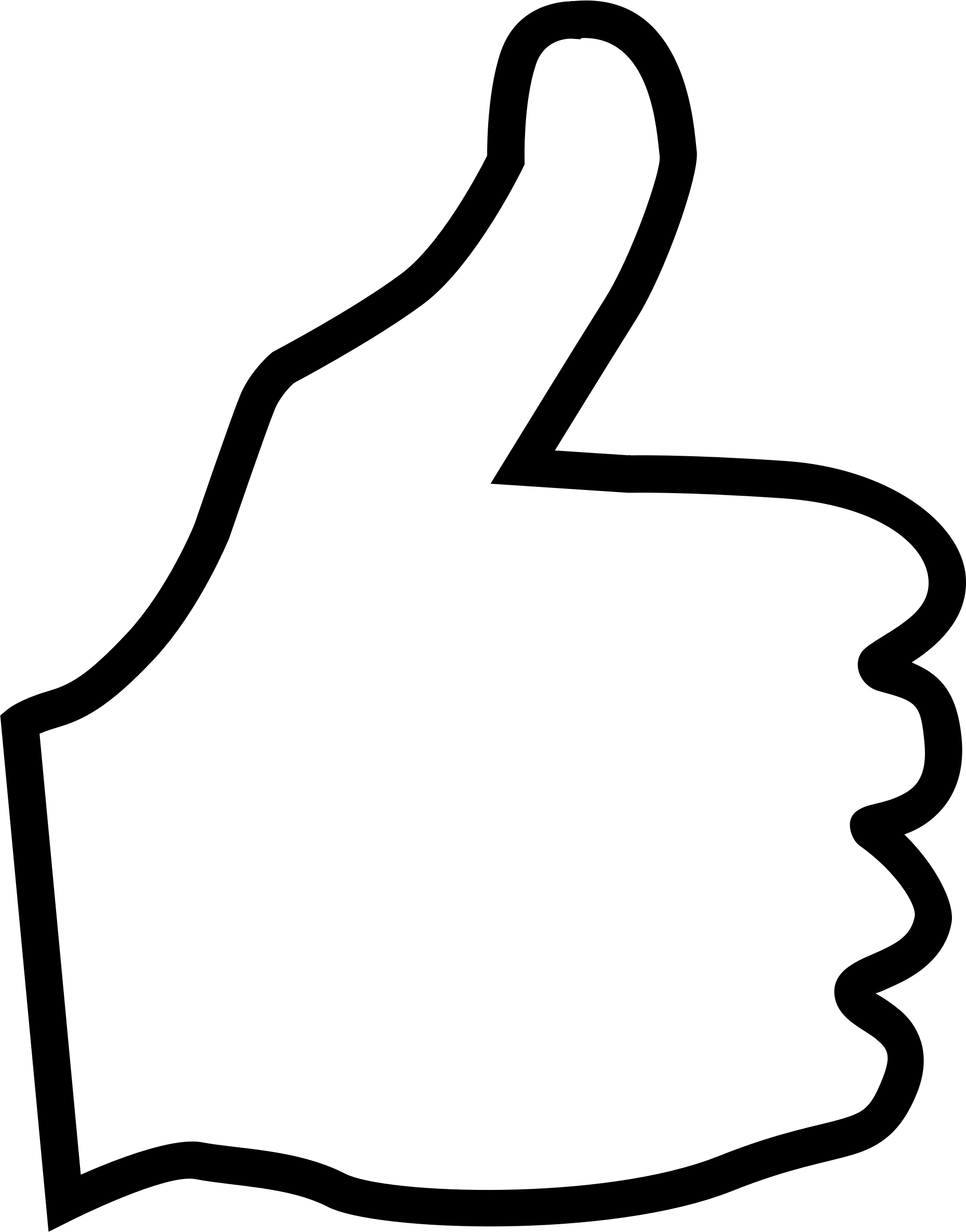 Book clipart thumbs up Thumbs Thumbs Up Clipart Up