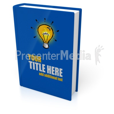 Book clipart upright  Upright Signs Great Book