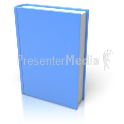 Book clipart upright Great Clip Book Home Art