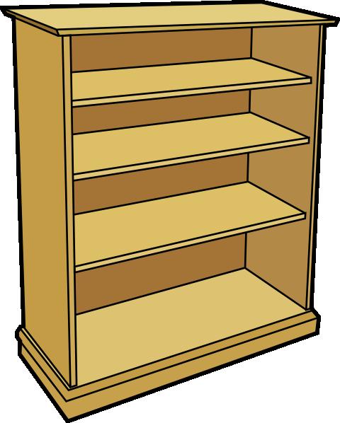 Furniture clipart shelf Clipart Clipart Panda Clipart furniture