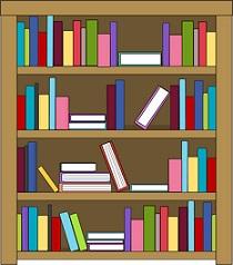 Bookcase clipart Bookcase Clipart Free Bookcase