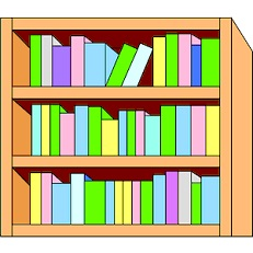 Bookcase clipart Bookcases Tags: Clipart Free Bookcase