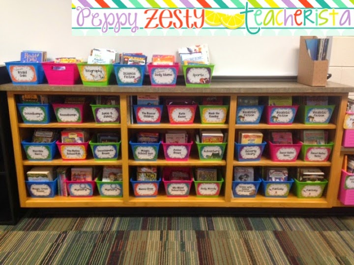 Bookcase clipart classroom library Amount My Zesty INSANE Organization