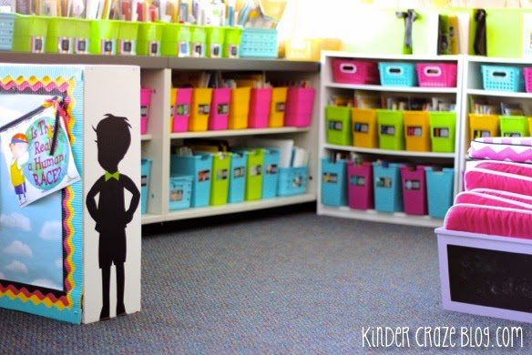 Bookcase clipart classroom library Library I classroom Reveal organized