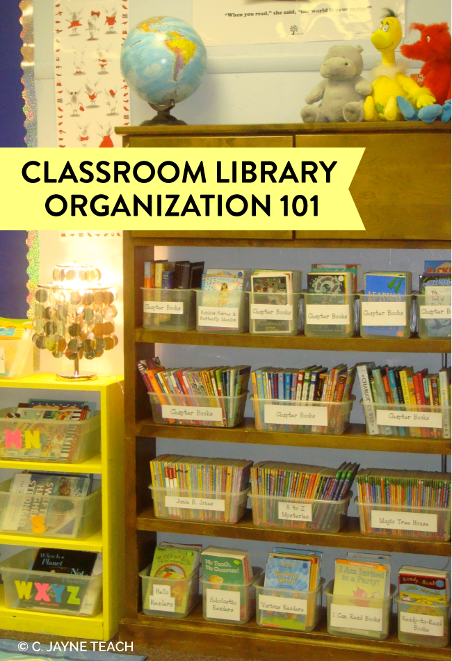Bookcase clipart classroom library Classroom Step your by organizing
