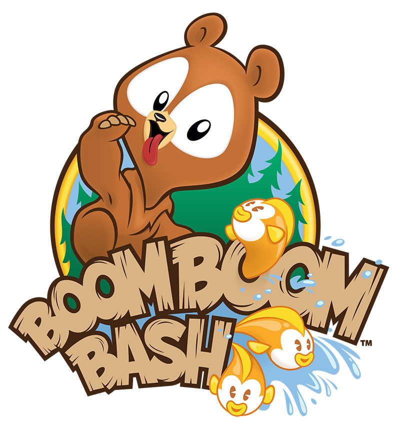 Boom clipart cloud Design Boom Toon Bash Bom