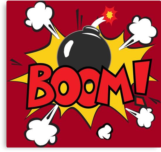 Boom clipart bomb By BOOM MDRMDRMDR BOOK: COMIC