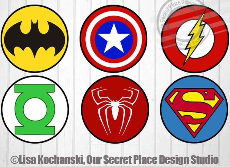 Boom clipart superhero logo On logo for logo on