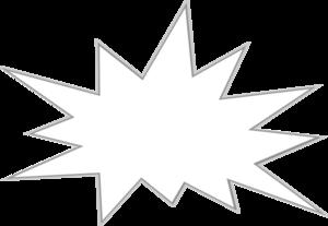 Boom clipart vector Clip Art Background art Boom