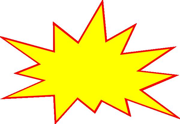 Boom clipart vector Art at image  Baits
