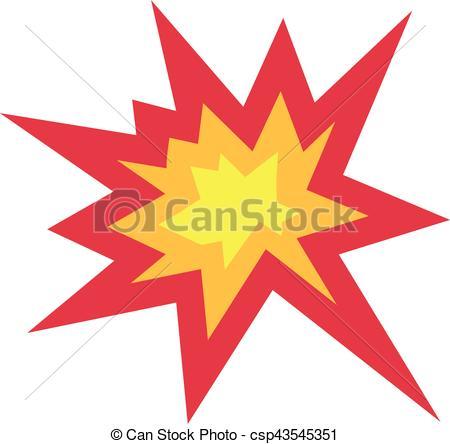 Boom clipart vector Csp43545351 Search csp43545351 of boom