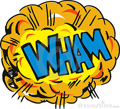 Boom clipart wham Go In It Breaking Night