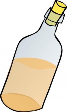 Boose clipart alcohol bottle Free Bottles Free Clip Art