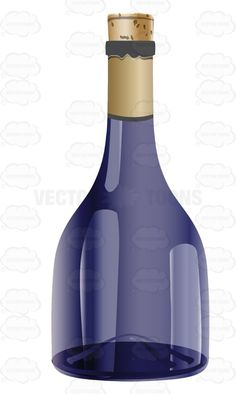 Boose clipart alcohol bottle Lid Cartoon Blue Is Clipart
