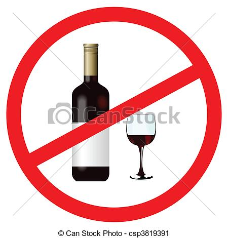 Boose clipart anti And Photo Sign illustration Image