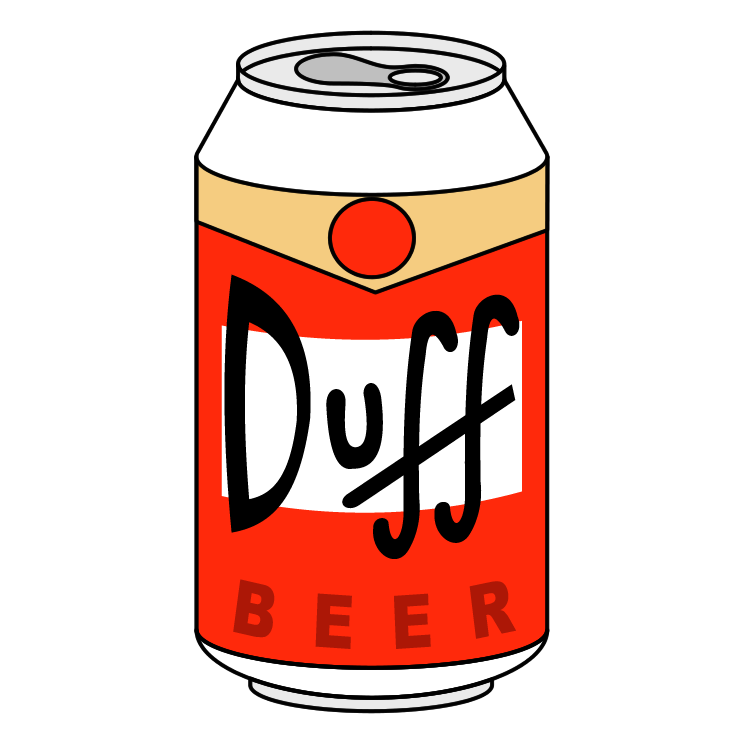 Boose clipart beer can Library Art Views: Beer Vector