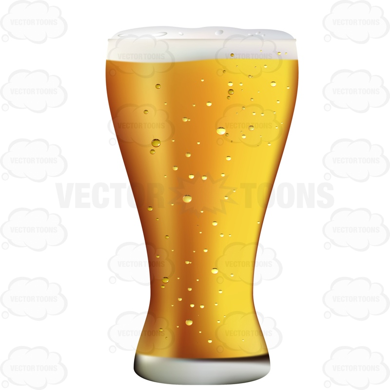 Boose clipart beer glass Beer Weizen Of An With