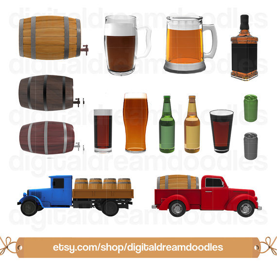 Boose clipart beer glass Beer This digital Image file