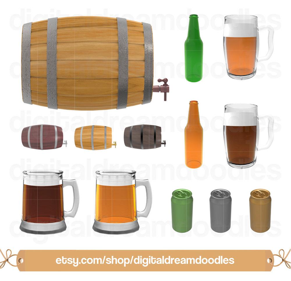 Boose clipart beer keg Beer Beer Bottle Clipart Mug