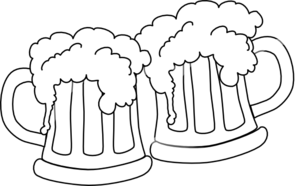 Boose clipart beer stein At Art Cheers online clip