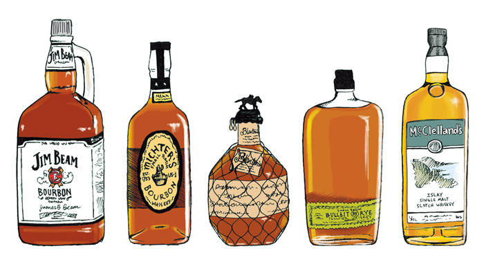 Scotch clipart bourbon #11