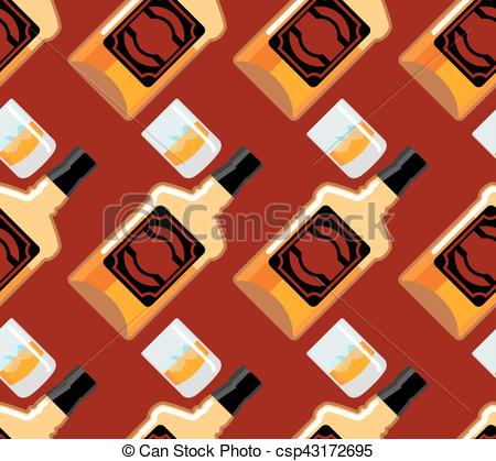 Boose clipart bourbon Pattern Vectors and Drink
