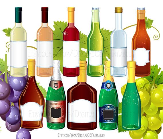 Beverage clipart party drink Party clipart drink clipart on