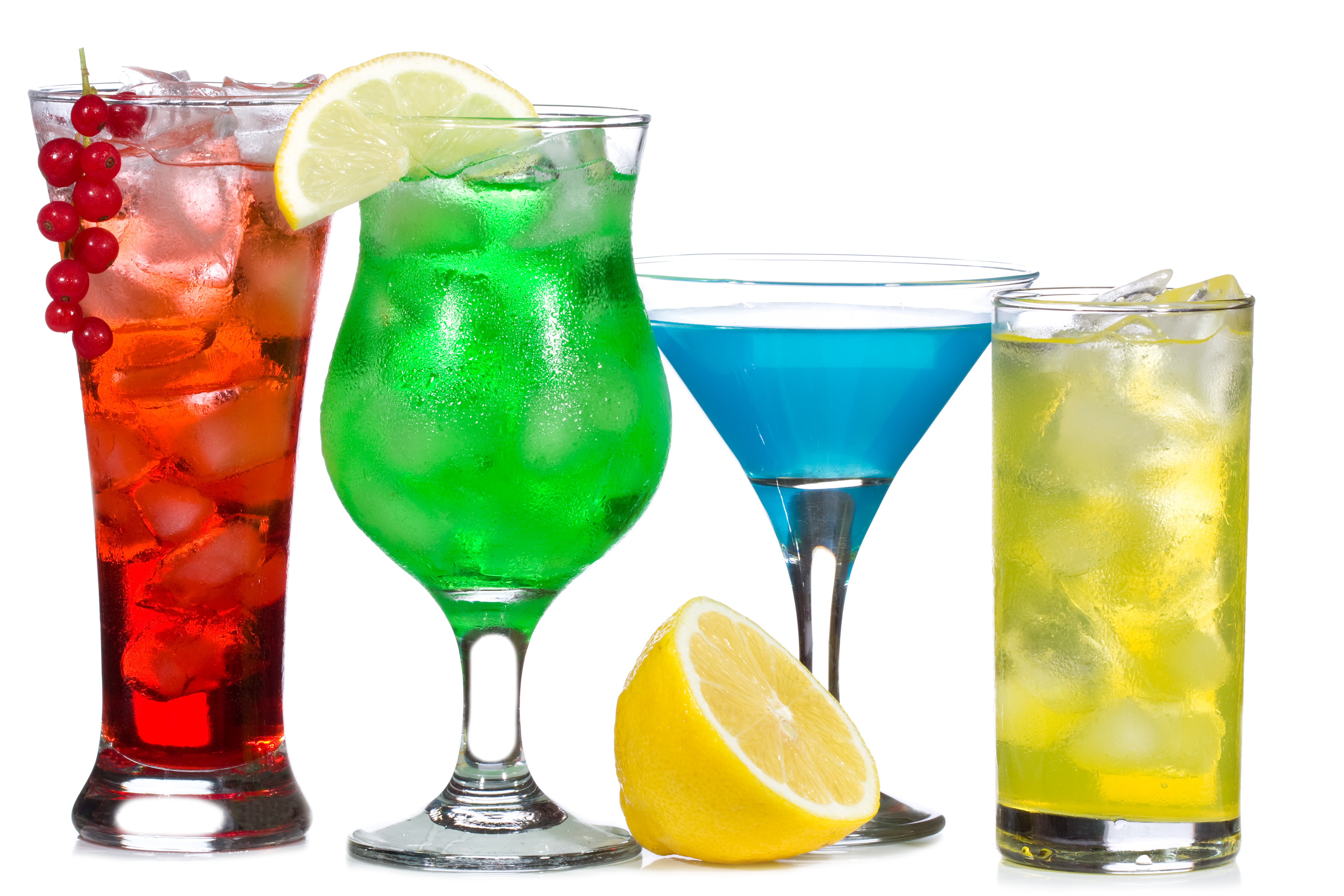 Wodka clipart mixed drink Healthier Drinks GoTimeTraining Alcoholic Drinks