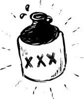 Boose clipart moonshine Me Clipart stock Jug jug