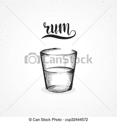 Boose clipart rum Monochrome with Vectors by of