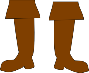 Pirate clipart trousers Clipart clip Boots NiceClipart clipart