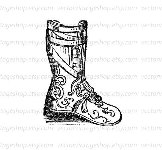 Shoe clipart armor #3