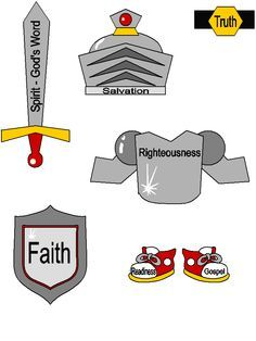 Armor clipart armor god Own clipart of 2 of