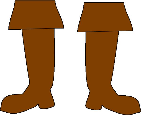 Boots clipart cartoon Online Pirate Art at Clker