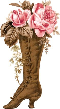 Boots clipart victorian Shoe 1917  Фотках Яндекс
