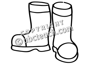 Boots clipart winter boot Free Boots Clipart Panda Snow
