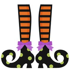 Boots clipart witch SVG Witch files free cut