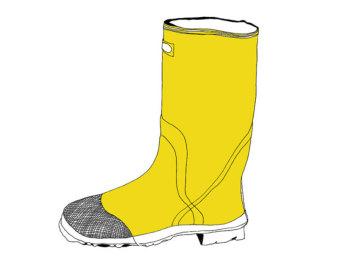Shoe clipart rainy #15