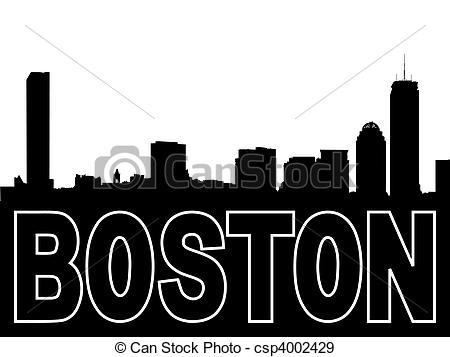 Boston clipart  Boston Clipart