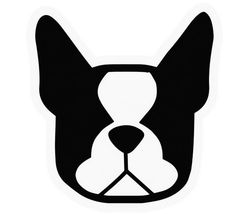 Boston Terrier clipart BT Free Art  Boston