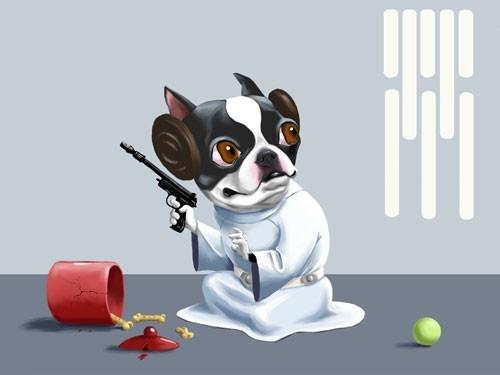 Boston Terrier clipart anime boston Terrier Ultimate art star The
