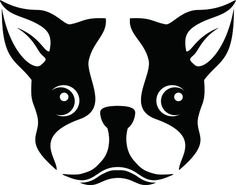 Boston Terrier clipart cute baby For the … adorable boston