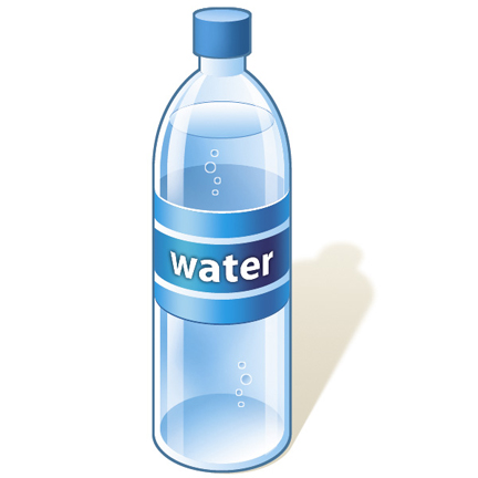 Drink clipart drinking water Water bottle com tumundografico Water