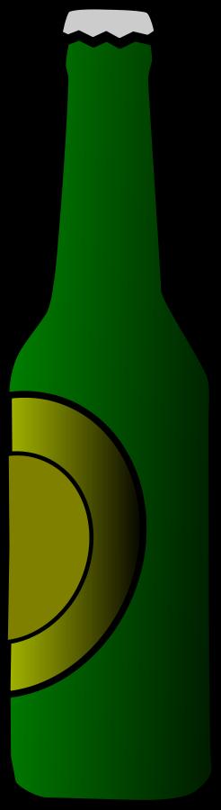 Bottle clipart Bottle art Beer bottle clipart
