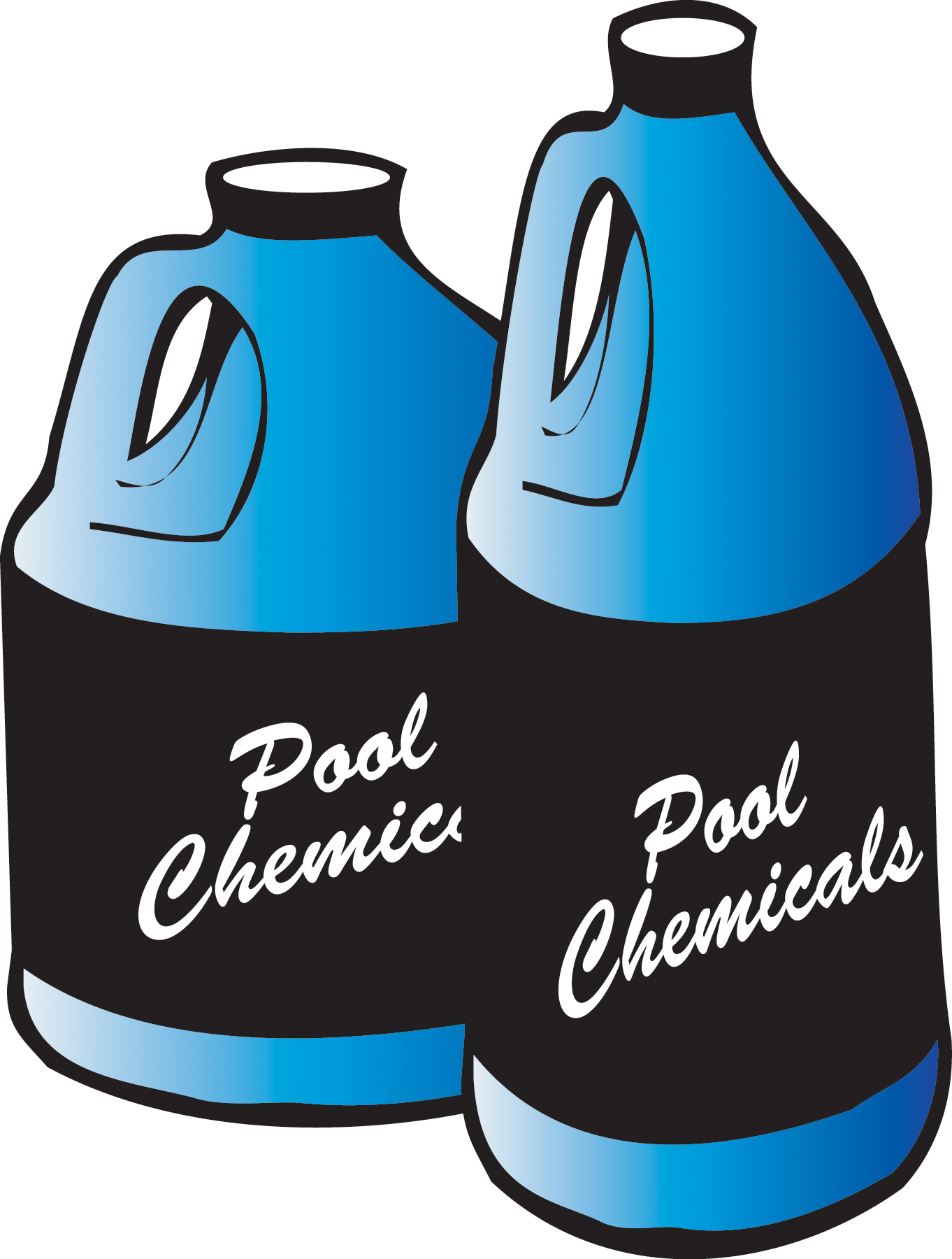 Bottle clipart chlorine Pool Technical Green Pool Products