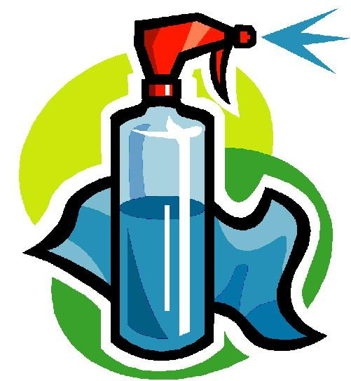 Bottle clipart toxic Cleaning Cliparting 75 Free Clip