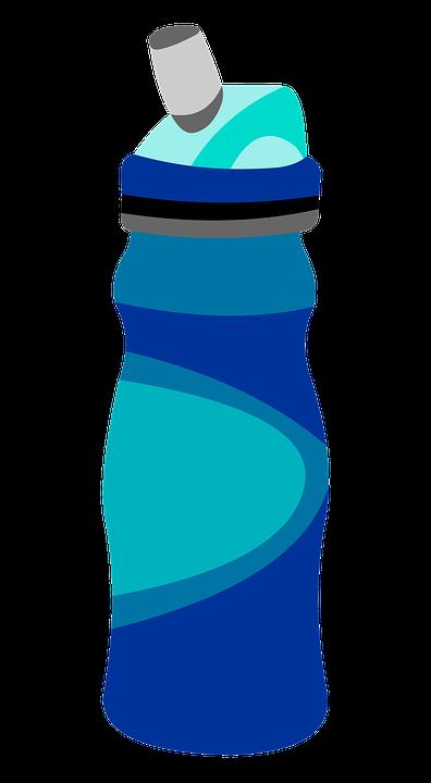 Bottle clipart free water Bottle illustration: Free Water clipart