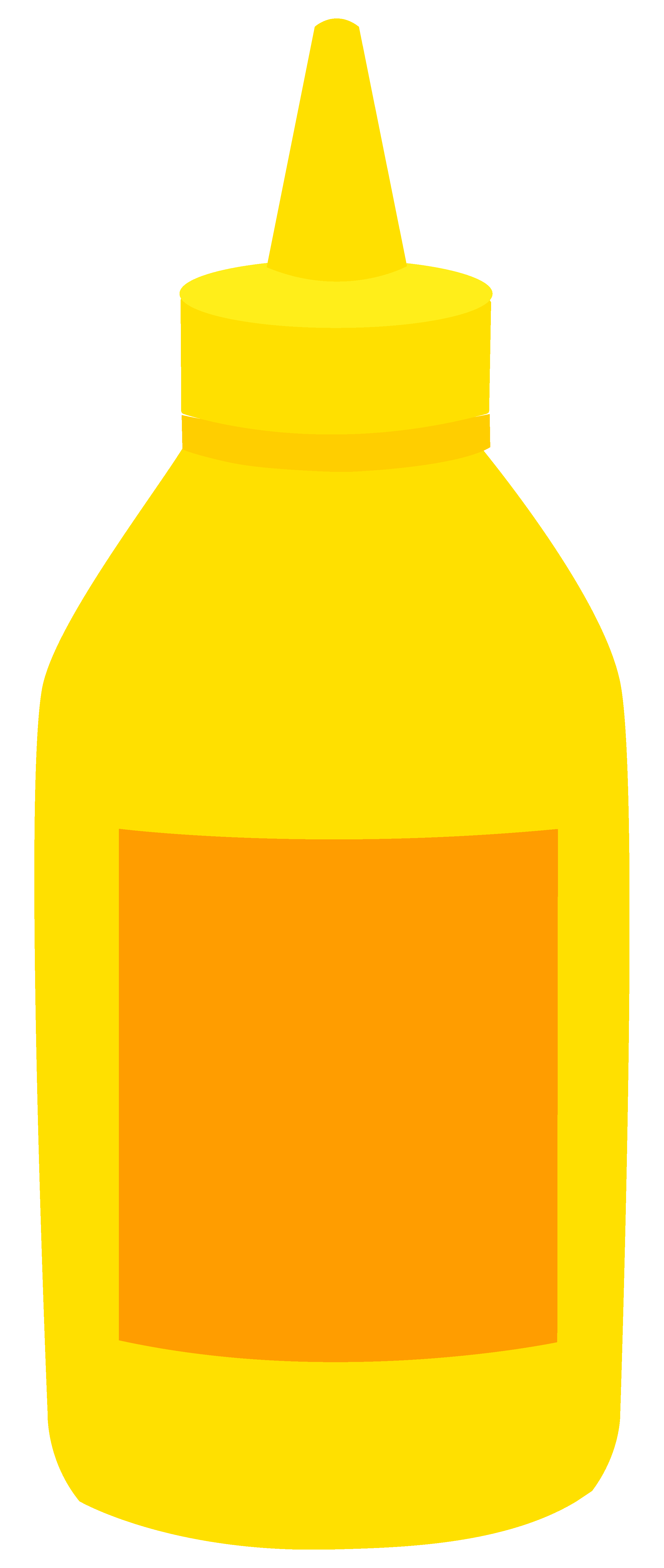 Bottle clipart mustard Rename If MUSTARD were the