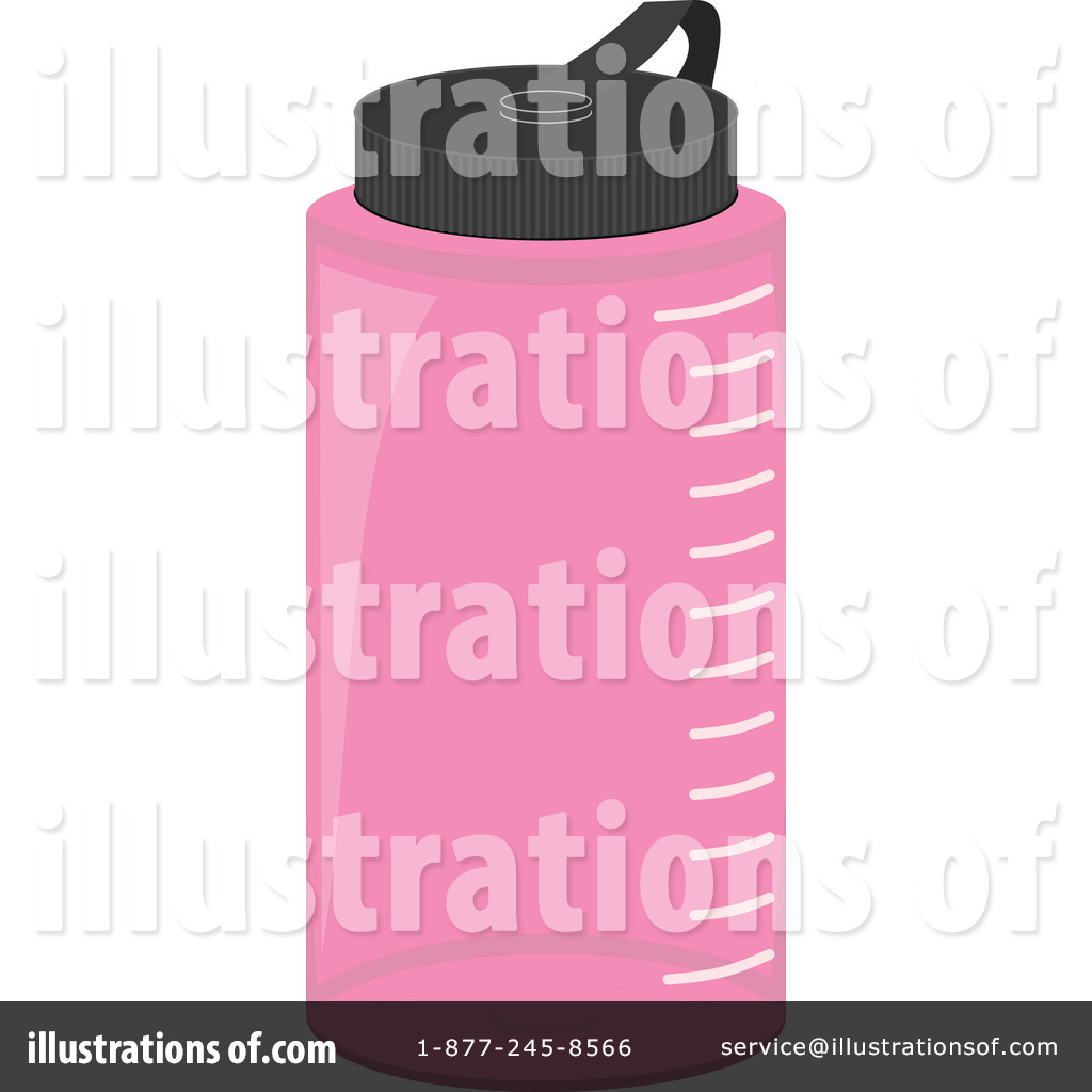 Bottle clipart water container Free #53502 Clipart Illustrations (RF)